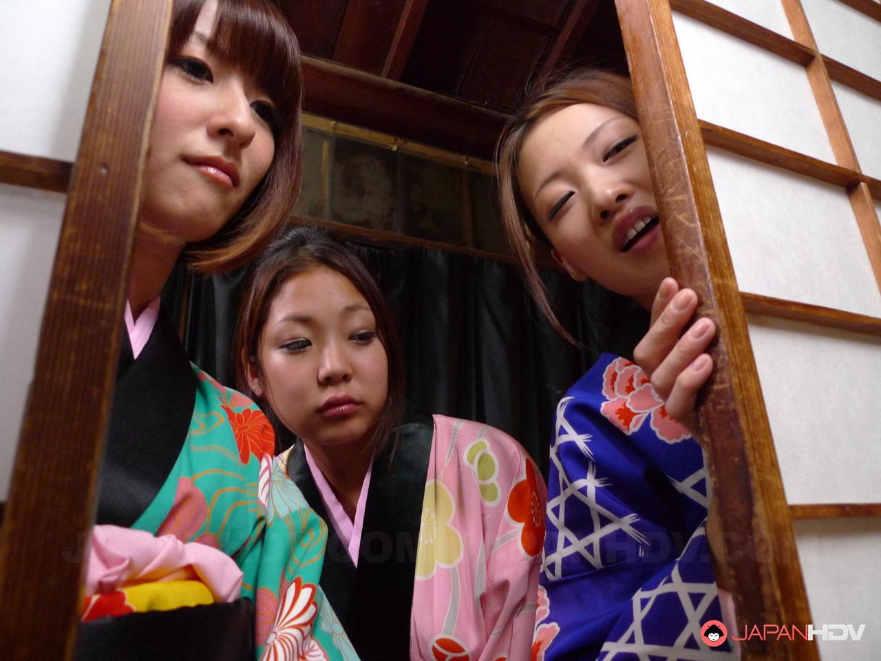 Kimono Slut 30