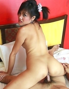 Lovely young Filipina Christine